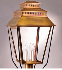 Elryan 3-Light Post Lantern