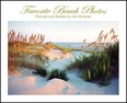 Favorite Beach Photos ~ Pictures and Stories by Ken Buckner<font color=a8bb35> NEW </font>