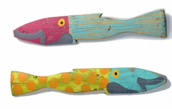 Fence Fish<font color=a8bb35> New Sets </font>
