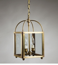 Foyer 2-Light Hanging Fixture