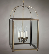 Foyer 4-Light Hanging Fixture