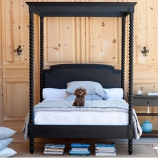 Grand St Andrews Canopy Bed