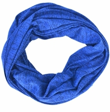 Grotto Blue Infinity Scarf