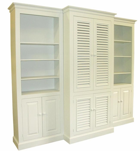Harbortown Three Piece  Wall Unit