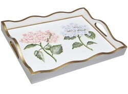 Hydrangea Tray <font color=a8bb35> NEW</font>