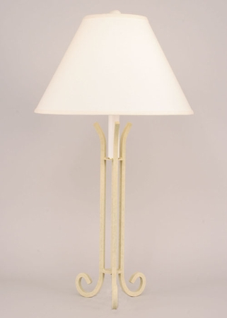 Iron Table Lamp with 3-legs