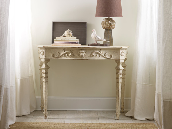 Italian Console - Weathered Solids