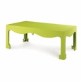 Jacqui Coffee Table in Spring Green