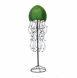 Jellyfish Floor Lamp<font color=a8bb35> NEW</font>