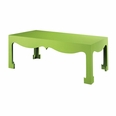 Jordan Coffee Table in Green