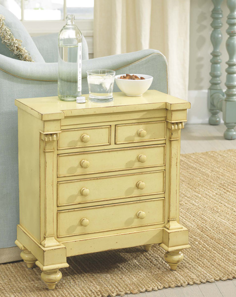 Somerset Bay Lake Lure Chairside Chest