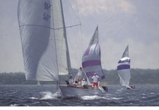 Larchmont Day Sail Giclee