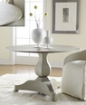 Large Italian Center Table - Antique Grey