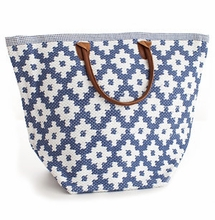 Le Tote Denim/Ivory Grand<font color=a8bb25> NEW</font>