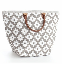 Le Tote Fieldstone/White Grand <font color=a8bb35> NEW</font>