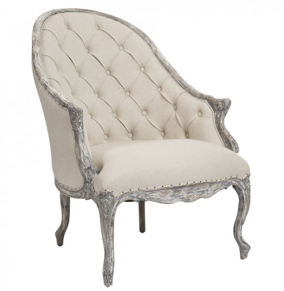 Leslie Salon Chair