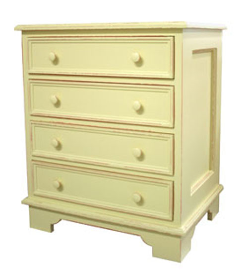 Lowcountry Bedside Chest of Drawers
