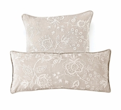 Manor House Decorative Pillow <font color=a8bb35> NEW</font>