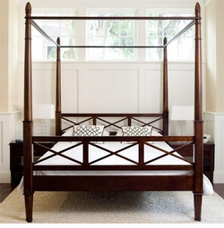 Marbella Bed in Queen and King