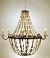 May River Empire Chandelier