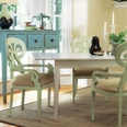 Somerset Bay Nantucket Farmhouse Table
