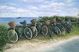 Nantucket Taxi Stand Giclee