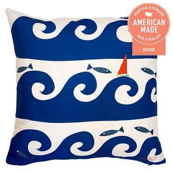 Nautical & Sealife Pillows