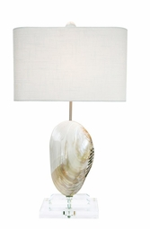 Oceanside Table Lamp <Font color=a8bb35> NEW</font>