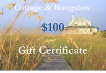 One Hundred Dollar Gift Certificate