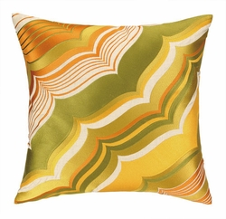 Orange & Yellow Pillows