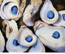 Oyster Bed Giclee