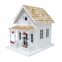 Newburyport Cottage Birdhouse