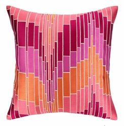 Pink & Purple Pillows