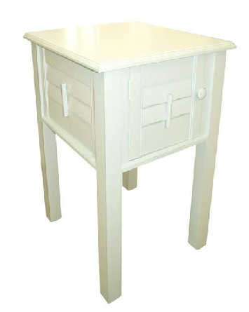 Plantation End Table