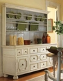 Somerset Bay Sag Harbor Buffet with Rack