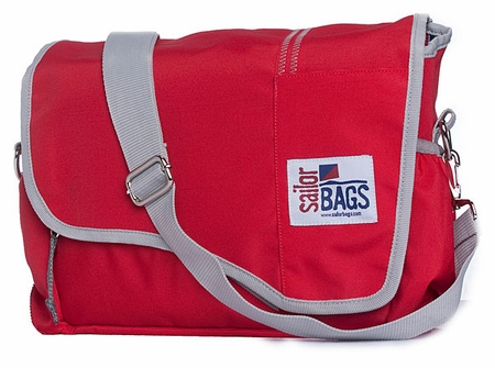 Sailcloth Messenger Bag