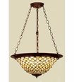 Sand Jewels Semi-Flush Pendant