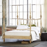 Sanibel Bed in Toffee<font color=a8bb35> NEW </font>