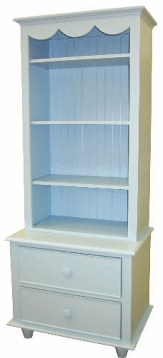 Seaside Bookcase