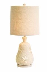 Seaside Table Lamp <Font color=a8bb35> NEW</font>