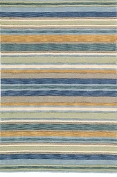 Sheffield Seagrass Stripe Rug <font color=a8bb35> NEW</font>