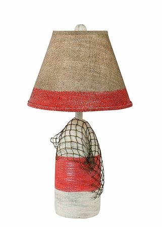 Small Buoy Lamp with Net