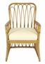 Sona Arm Chair in Clove or Nutmeg