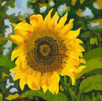 Sunny Side Up Giclee