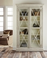 Swedish Two Door Bookcase