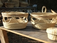 Sweetgrass Open Loop Baskets
