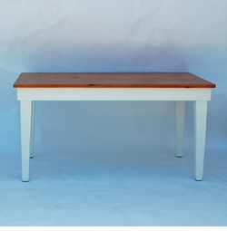 Tapered Dining Table  in Three Sizes<font color=a8bb35> NEW</font>