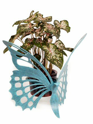 The Butterfly Plant Holder