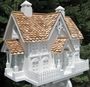 The Wren Mansion Birdhouse
