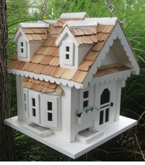 Tranquility Feeder - White/Natural <font color=a8bb35> NEW</font>